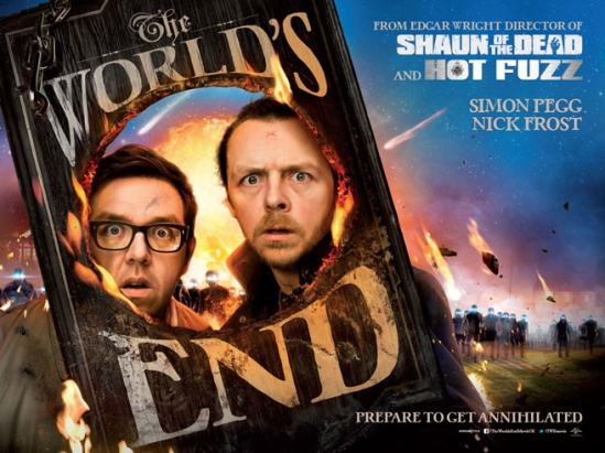 The World's End Wide