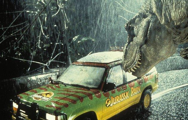 Ford Explorer XLT Jurassic Park